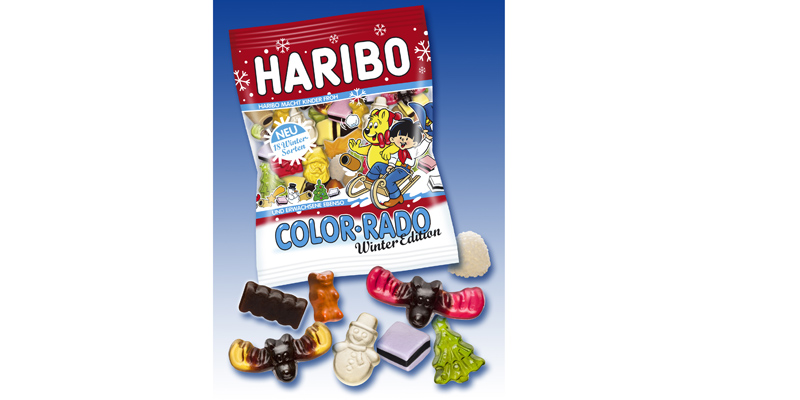 Haribo Color-Rado-Winteredition