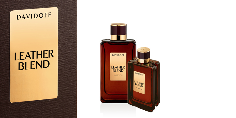 Davidoff Leather Blend – Duft – The new Fragrance for Men
